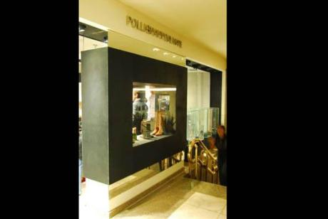 Imagem da nova loja do Iguatemi! FOTO: RG VOGUE